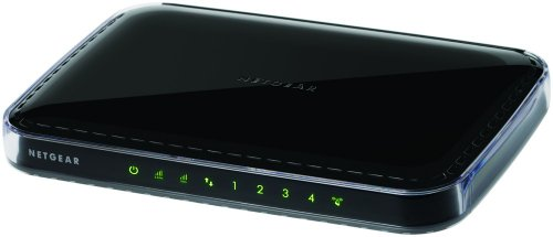 NETGEAR WN2500RP Universal Dual Band WiFi Range Extender, 4-port WiFi Adapter - Wireless network e -