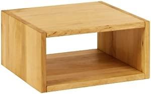 BioKinder 22280 Laura cube open cm  cm  solid biological alder wood