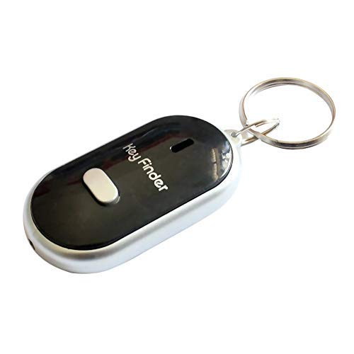 Turtle Story Jxnb Anti-Lost Key Finder Smart Find Localizador Llavero Silbato Beep Control de Sonido LED Antorcha Portátil Coche Key Finder Jxnb