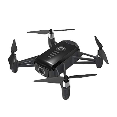 SALUTUYA Drone RC 2.4G de frecuencia 2.4Ghz para fotografía(Black)