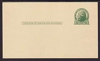 jefferson postal card