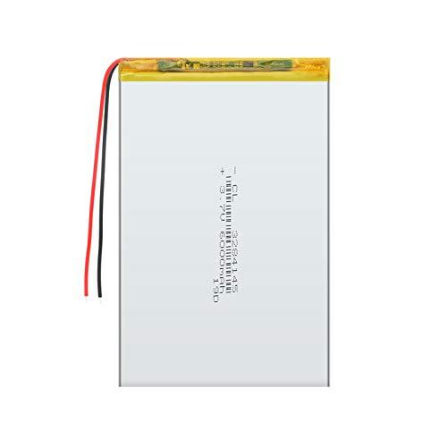 RFGTYH 3.7v 6000mAH 3284145 batería de Iones de Litio de polímero batería de Iones de Litio para Tablet pc reemplazo de Altavoz de 9,7 Pulgadas 10,1 Pulgadas