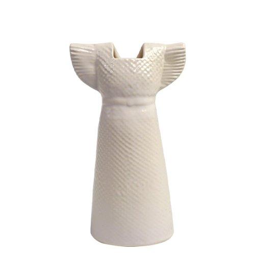 [リサ・ラーソン] LISA LARSON 花瓶 ドレス ホワイト Clothes/Wardrobe [並行輸入品]