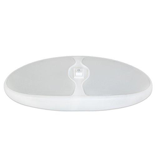 Dream Lighting LED Lumière 12V LED Éclairage Intérieure pour Camping-Car Voiture Camion Véhicule 3500K IP44