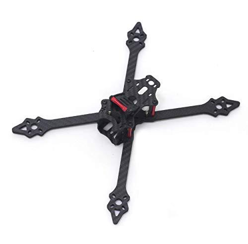 Usmile XSU220 220mm 5 inch Carbon Fiber Quadcopter Quad X Frame for FPV Drone Racing Freestyle Like QAV210 QAV250 QAV-R QAV-X Martian II RX220