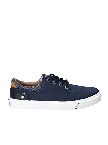 Wrangler Icon City Herren Sneaker Blau