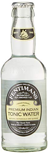 Fentimans Tonic Water, 12er Pack, EINWEG (12 x 200 ml)