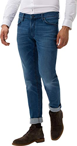 BRAX Herren Style Hi Flex Chuck Slim Jeans, Cryptic Blue Used, 36W/36L