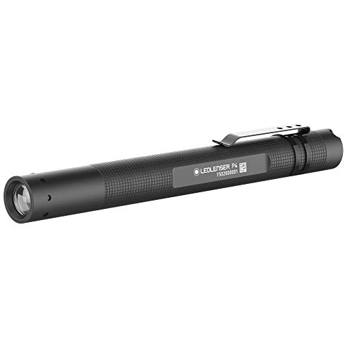 LED Lenser P4 Taschenlampe