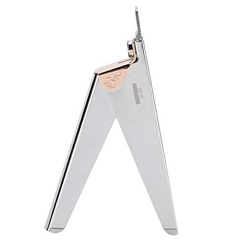 Forbici per unghie Manicure Clipper Forbici per unghie Nail art professionale Clipper Forbici Manicure Nail Tip Cutter Stainless Steel