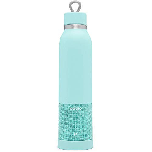 iHome Aquio Ibtb2 - Botella isotérmica (500 ml, Doble Pared, Aislante, Acero...