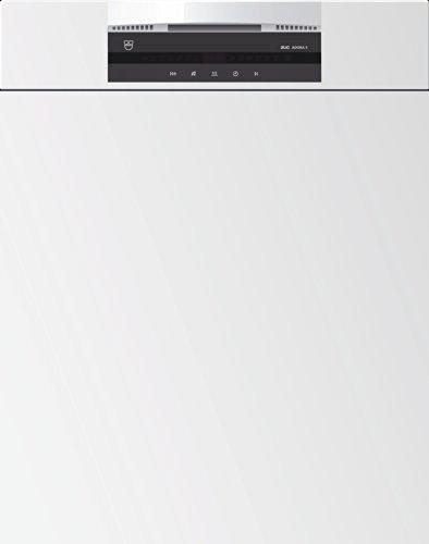 V-ZUG: Geschirrspüler Adora 60 S, GS60Siw, 60 cm, integrierbar, Design Weiss, A+++