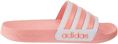 adidas Adilette Shower, womens Slide, Glory Pink/Footwear White/Glory Pink, 39 EU