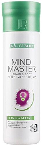 LR Mind Master, integratore per mente e corpo Brain & Body Performance Drink (etichetta in lingua italiana non garantita)