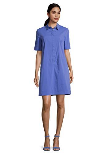 Betty Barclay Collection Damen 1040/1442_8032 Kleid, Amparo Blue, 38