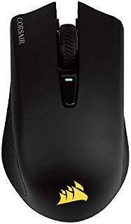 Corsair Harpoon RGB Wireless - Wireless Rechargeable Gaming Mouse - 10,000 DPI Optical Sensor