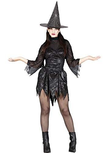 Disfraces Halloween Kostüm Hexe Aracnida