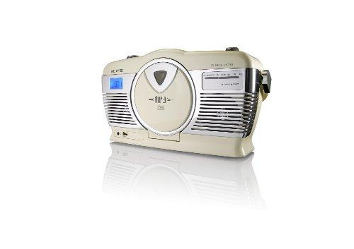 Tragbares Retro-Radio - 4