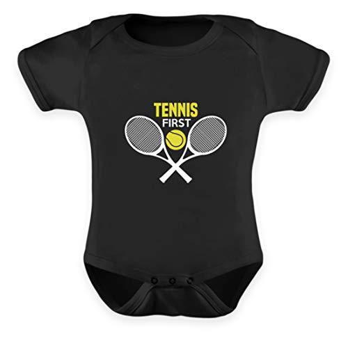 Schuhboutique Doris Finke UG (haftungsbeschränkt) Zuerst Tennis - Baby Body -12-18 Monate-Schwarz