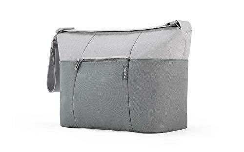 Inglesina Trilogy Day Bag AX35N0CYS Borsa, Grigio (Cayman Silver)