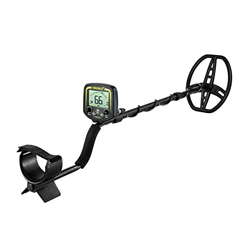 Buy Cheap ZXH Underground Metal Detector, Lightweight Metal Detector with Waterproof Search Coil, Hi...