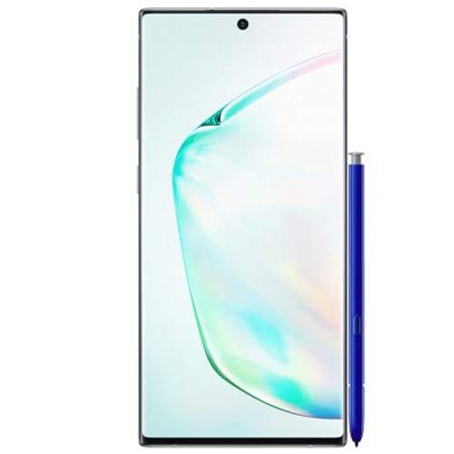 Samsung Galaxy Note 10 Plus Dual SIM 256GB 12GB RAM SM-N975F/DS Aura Glow Silber