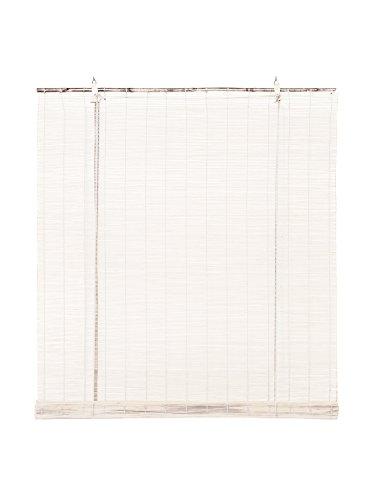 STOR PLANET Estores Collection Estor Bamboo Blanco 60 x 175 cm