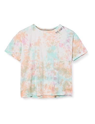 Pepe Jeans Perle Camiseta, Multicolor (Multi 0AA), 10-11 añ