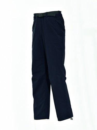 MAUL Pantalon Pantalon élastique de randonnée Pantalon outdoor Sarek Noir 48 Noir