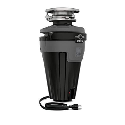 Moen EXL 100C 1HP Lighted Garbage Disposal