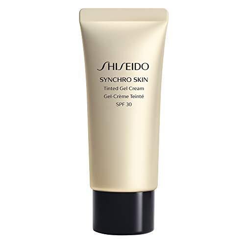 SHISEIDO Synchro Skin Tinted Gel Cream in 5 DARK Oil Free Broad...