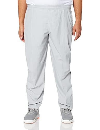 NIKE BV4840-077 M NK Run Stripe Woven Pant Pants Mens lt Smoke Grey Smoke Grey (Reflective silv) M