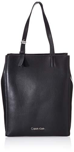 Calvin Klein MELLOW TOTEMujerBolsos bandoleraNegro (Black) 19x37x30.5 centimeters (B x H x T)