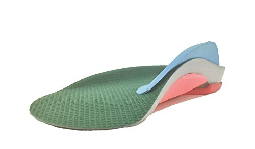 Top 10 best selling list for insoles for flat shoes uk