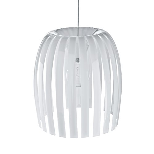 koziol Josephine XL - Lámpara colgante (44 x 44 x 48 cm), color blanco