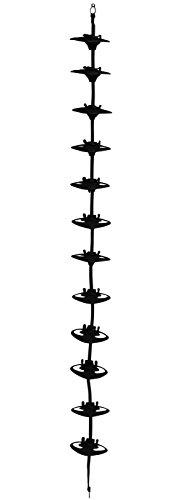 Green Mango Caprack - Kappenhalter zum Aufhängen von 6 bis 36 Basecaps/Snapback Caps/New Era Caps und Schirmmützen (12 Clips)
