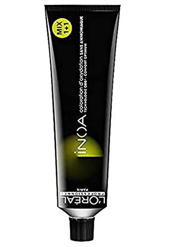 L'Oréal Inoa Haarfarbe 10 Platinblond, 60 g