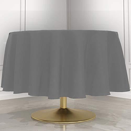 Kadut Charcoal Tablecloth - 90