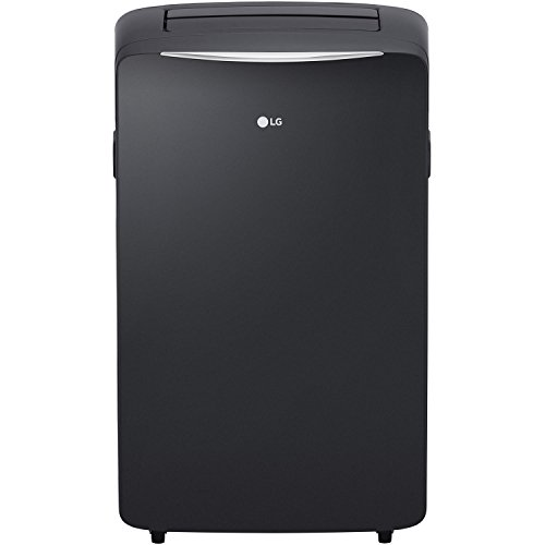LG LP1417SHR 14,000 BTU Graphite Gray Portable Air Conditioner - Rooms up to 500 Sq. Ft