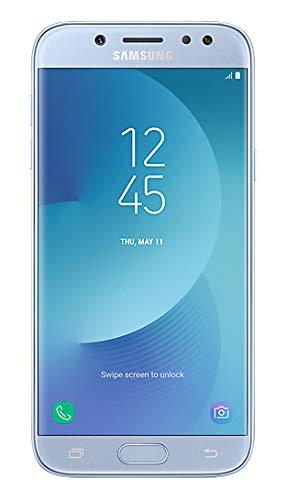 SAMSUNG Galaxy J5 (2017) Dual SIM SM-J530F/DS Blau-Silber Smartphone