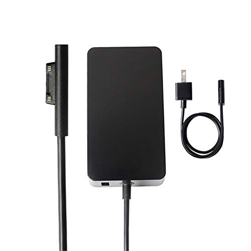N/A Best for Laptop Computer Power Adapter Charger for Microsoft Surface Pro 3/4/5/6 36W44W15V2.58A 44W
