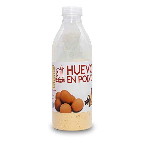Caja 12 Botellas de 150 gramos de Huevo en polvo.