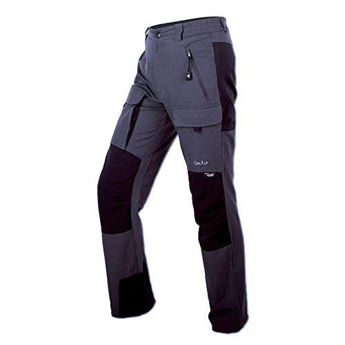 Cimalp Pantalon de Montagne Version Jambes Courtes