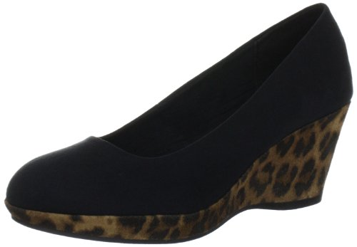 MARCO TOZZI Damen 2-2-22422-29 Pumps, Schwarz (Black Antic 002), 37 EU