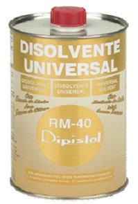Dipistol 10320105 - Disolvente Universal Rm-40 25L.