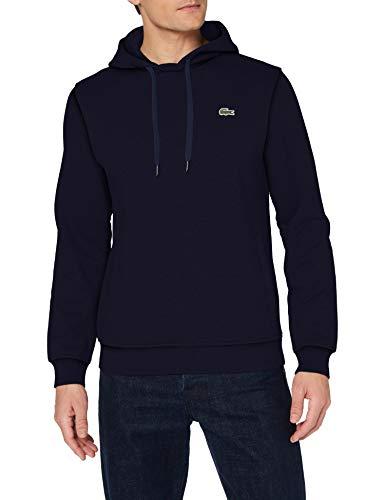 Lacoste Herren SH1527 Pullover, Marine/Marine, M