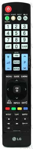 LG TV-Fernbedienung für Modelle 42PJ350 42PJ550, 42PJ650, 50PJ350,50PJ550