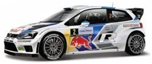 VW Polo WRC Modell Bburago 1:32 Sebastian Latvala Rallye: Amazon ...