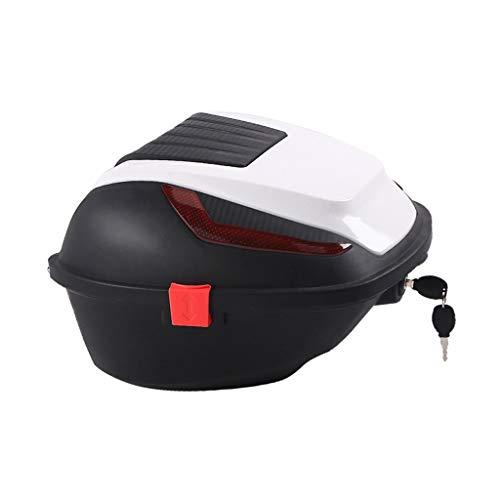 Global Aufbewahrungsbox for Motorradhelme, Universelle Elektroauto-Tretkappe, Wasserdichtes Pp-Kunststoffmaterial Mit MontagezubehöR