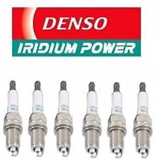 DENSO # 5344 IRIDIUM Power Spark Plugs - IKH20 ----- 6 قطع * جديد *